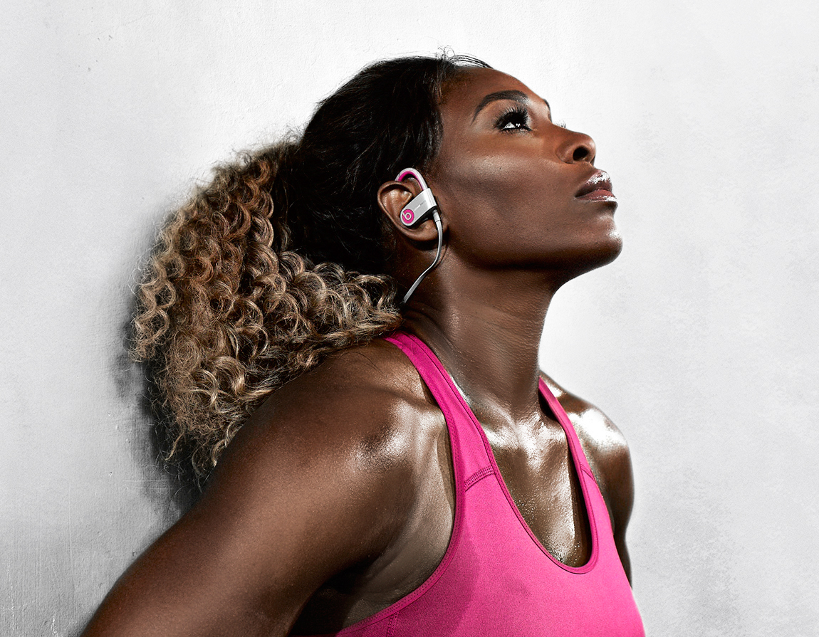 Nothing Stops Serena